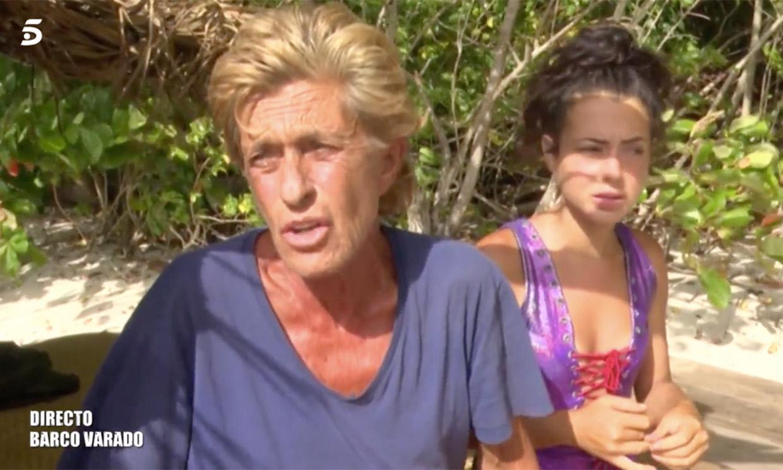 Este es el peor superviviente para las 'piratas abandonadas', Mahi y Chelo