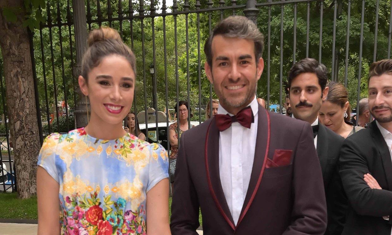 Daniel Muriel hace balance de su boda con Candela Serrat en plena 'luna de miel'