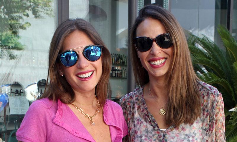 Lourdes Montes y Eva González, unidas por el recuerdo de su primera temporada taurina