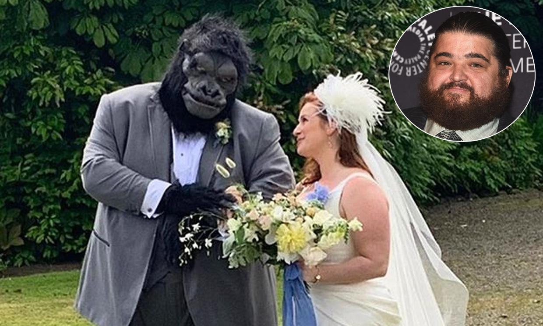 La divertida boda (con disfraz incluido) del actor Jorge García, de 'Lost'