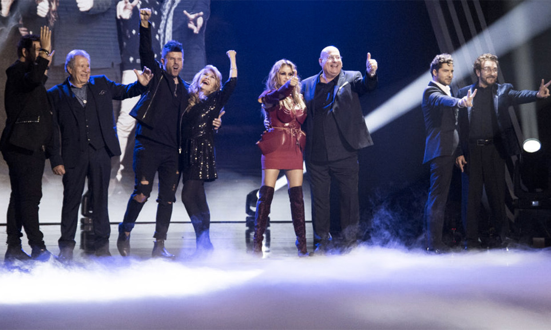 La Voz Senior cierra su primera edición en España con una emocionante final