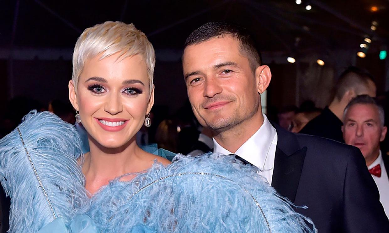 Katy Perry y Orlando Bloom se casarán a finales de este año y será una 'boda pequeña e íntima'