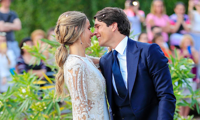 María Pombo: sabemos todos los secretos del peinado de su boda