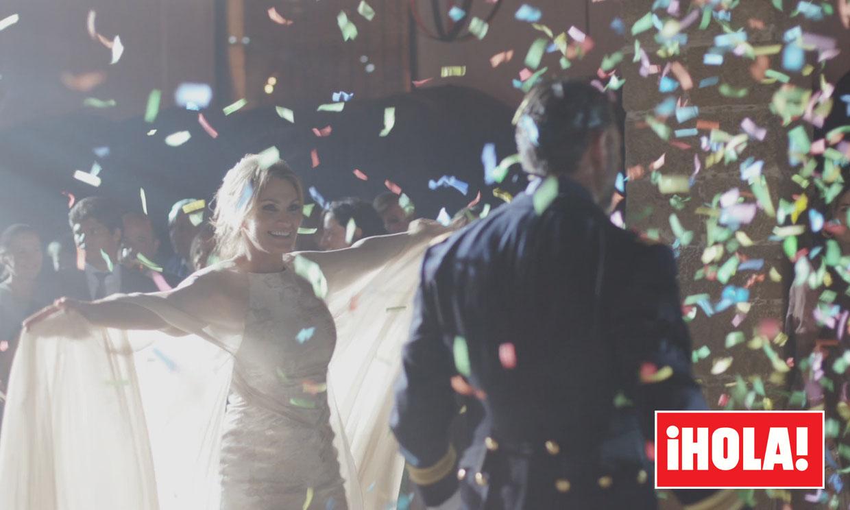 La fiesta en la boda de Ainhoa Arteta, en EXCLUSIVA en ¡HOLA!