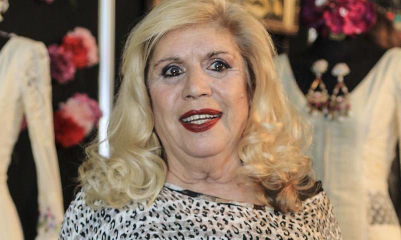 María Jiménez experimenta una mejoría en su salud