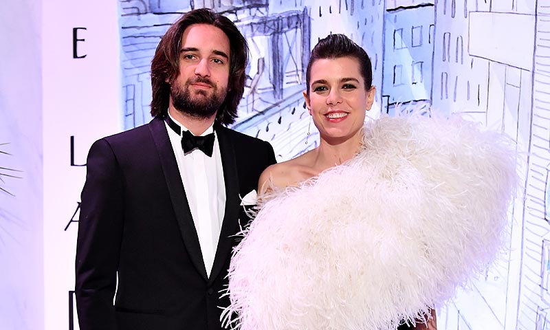 Carlota Casiraghi y Dimitri Rassam celebran su boda religiosa en Francia