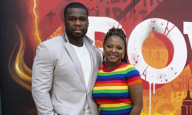 Hablamos con 50 Cent y Naturi Naughton, protagonistas de 'Power': 'Sí habrá séptima temporada'