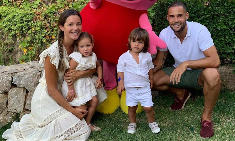 ¡Globos, regalos y una princesa! El divertido cumpleaños de la hija de Malena Costa y Mario Suárez