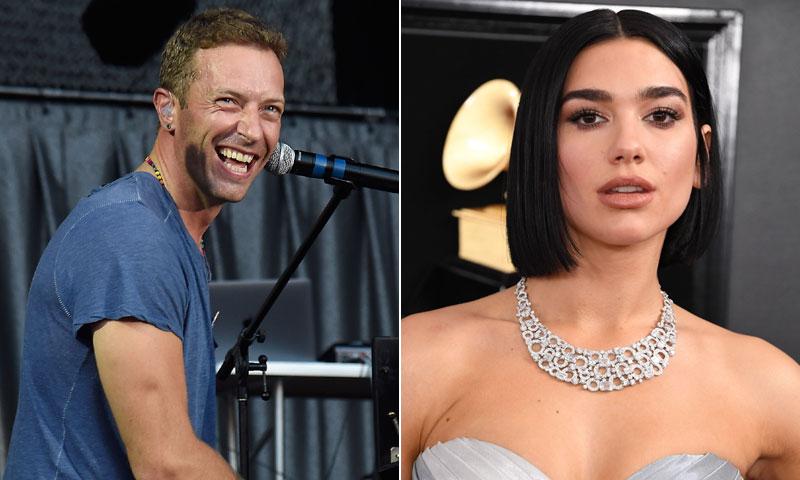 ¿Son Chris Martin y Dua Lipa la nueva pareja del verano?