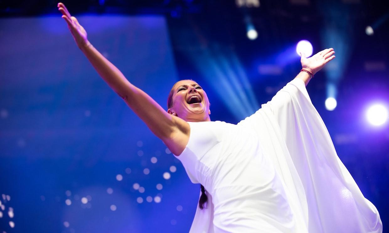 Sara Baras inaugura en Londres el mayor Festival de Flamenco realizado fuera de España