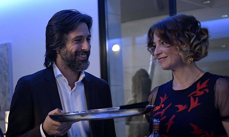 Hugo Silva y Leonor Watling, un matrimonio mal avenido en su nueva serie de comedia