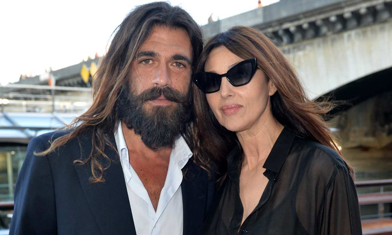 Monica Bellucci regresa a la soltería tras romper con el galerista francés Nicolas Lefebvre