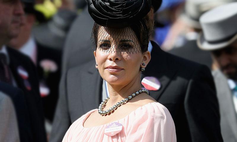 La princesa Haya se refugia en una mansión de Londres tras huir de su marido, el emir de Dubái