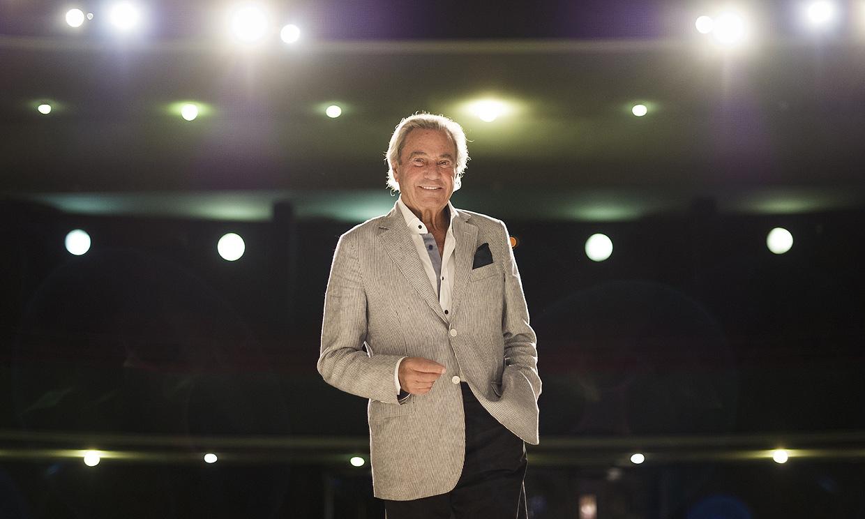 FOTOGALERÍA: Elegante y divertido, Arturo Fernández, el eterno galán de la escena