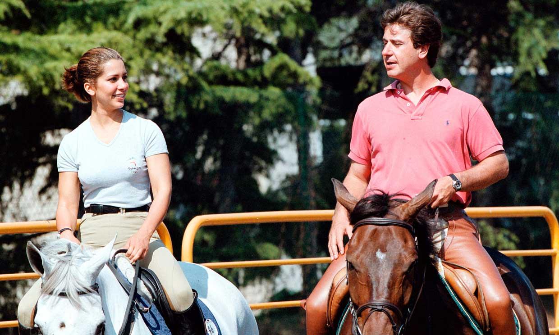 La estrecha vinculación de la princesa Haya con España
