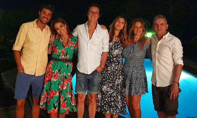 Paula Echevarría y Miguel Torres reaparecen juntos tras la retirada del futbolista