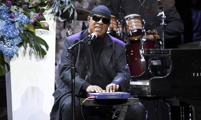 Stevie Wonder anuncia que se someterá a un trasplante de riñón