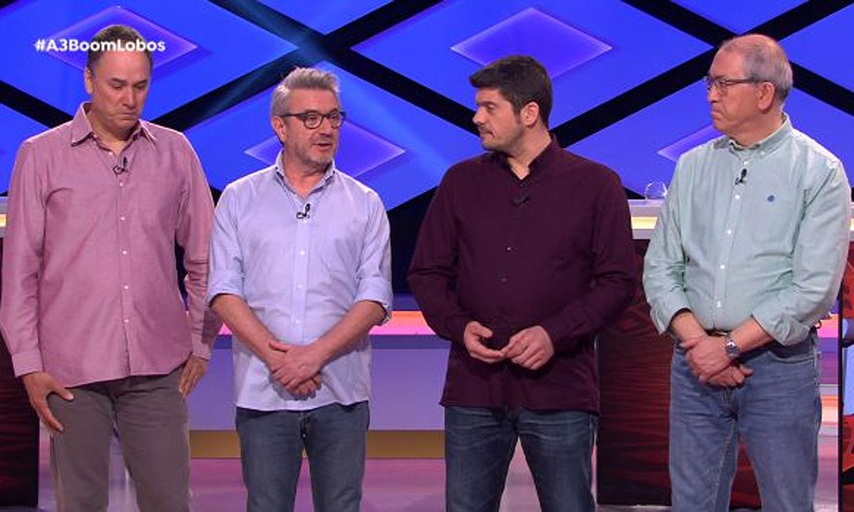 Así son los integrantes de 'Los Lobos', el grupo que ha hecho historia de la televisión en 'Boom!'