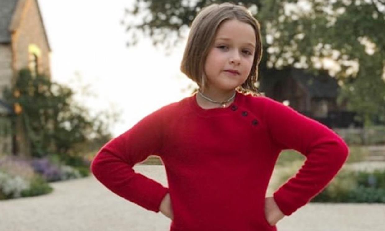 Harper Beckham cumple 8 años... ¡y ya posa como mamá!