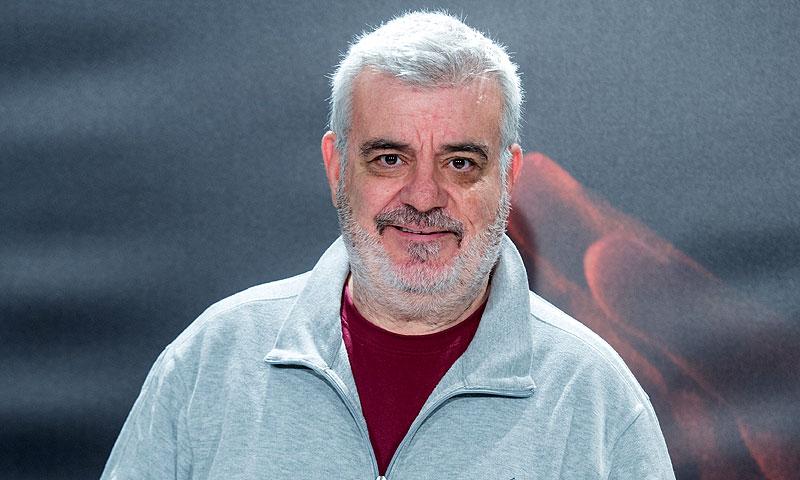El humorista Millán Salcedo, ingresado en un hospital de Sevilla