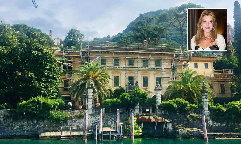 EXCLUSIVA: comienzan las obras para reformar Villa Favorita, el antiguo palacio suizo de Carmen Thyssen