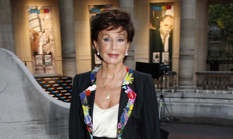 Jacqueline de Ribes, la mujer más elegante del mundo, cumple 90 años
