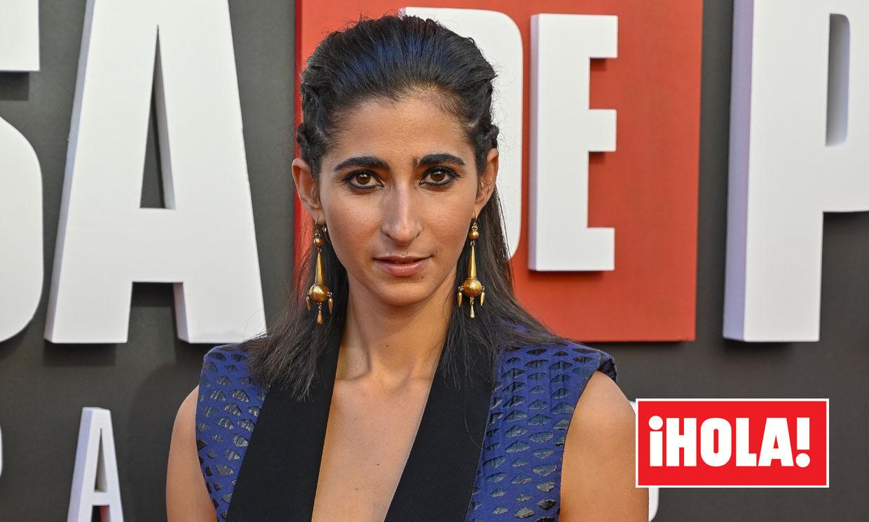 Alba Flores confiesa que tuvo que hacer una 'actividad extraescolar' para la nueva temporada de 'La Casa de Papel'