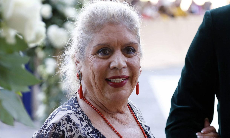 María Jiménez recibe el alta médica y ya está en casa
