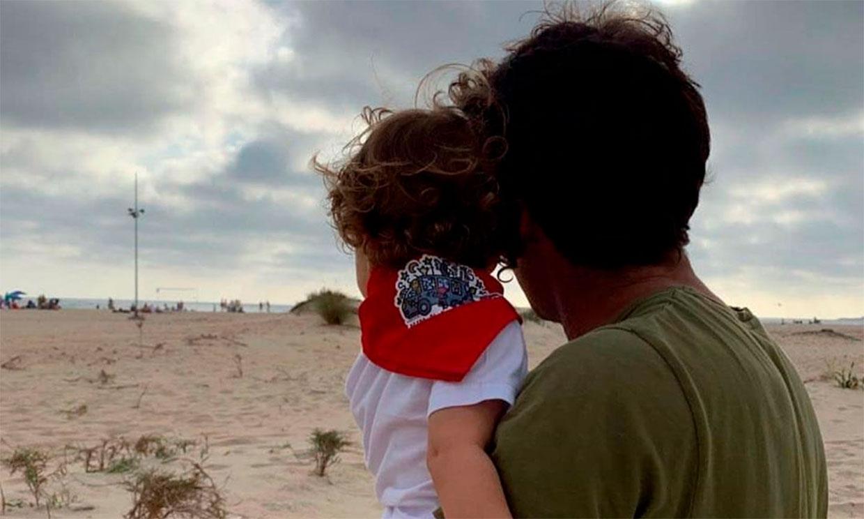 Eva González y la foto que demuestra lo mucho que ha crecido el pequeño Cayetano