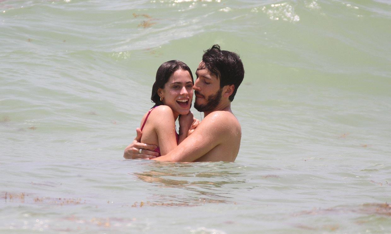 EXCLUSIVA: Las imágenes más románticas de Tini Stoessel y Sebastián Yatra en México
