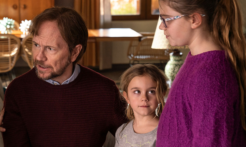 Las hijas de Santiago Segura debutan en el cine