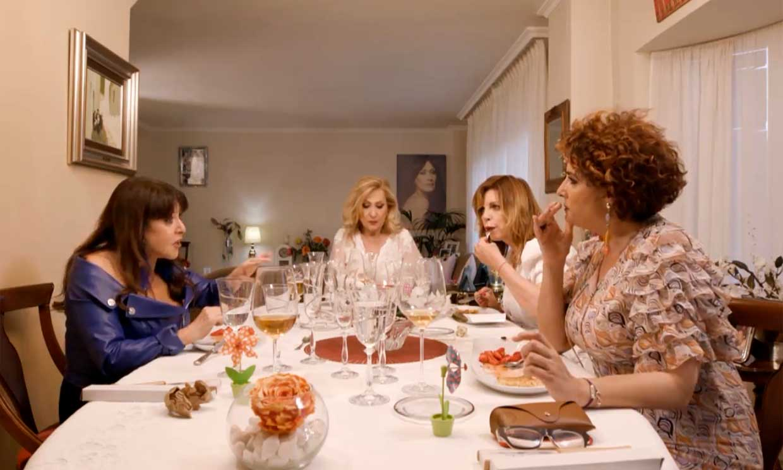Loles León, Irma Soriano y una cena VIP cargada de tensión: '¿Qué parte de cállate no entiendes?'