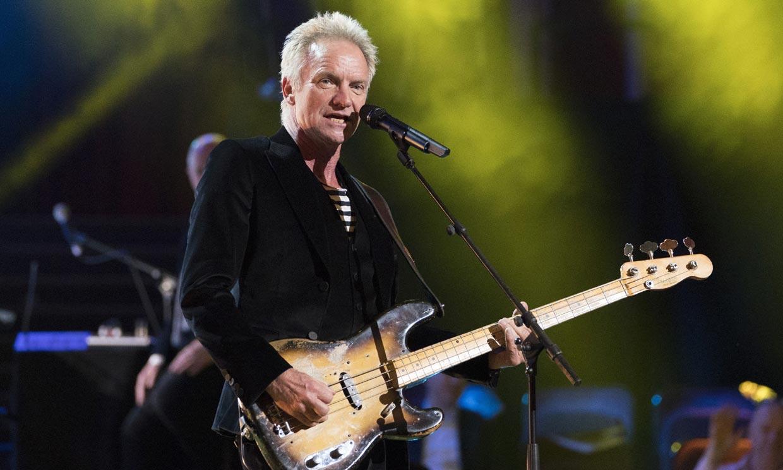 ¿Qué le pasa a Sting? El cantante cancela más de seis conciertos por problemas de salud