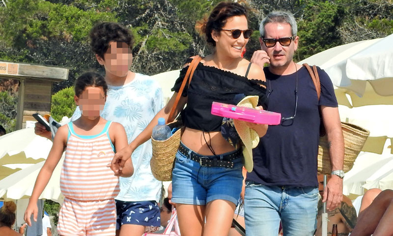 EXCLUSIVA: Toni Acosta y Jacobo Martos, una expareja muy bien avenida que se va de vacaciones junta