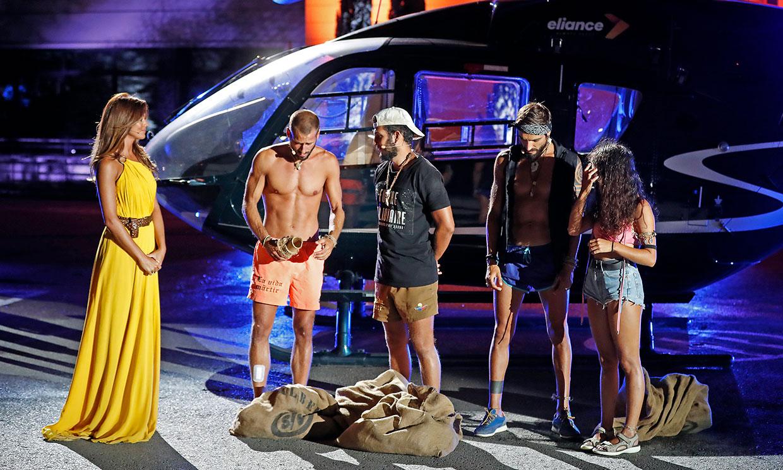 Mahi y Fabio se quedan a las puertas de la final de 'Supervivientes'