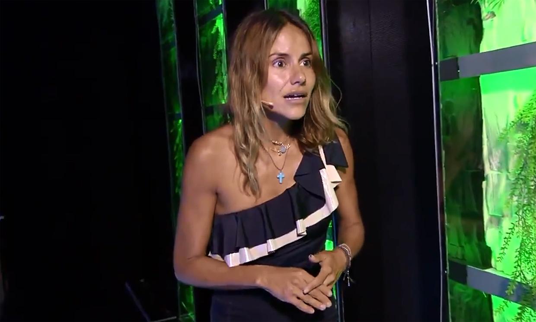 Mónica Hoyos, sorprendida ante el cambio físico de su hija en estos 3 meses de 'Supervivientes'
