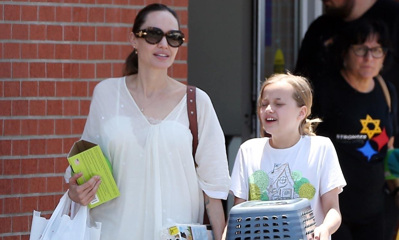 Angelina Jolie amplía la familia con una nueva mascota