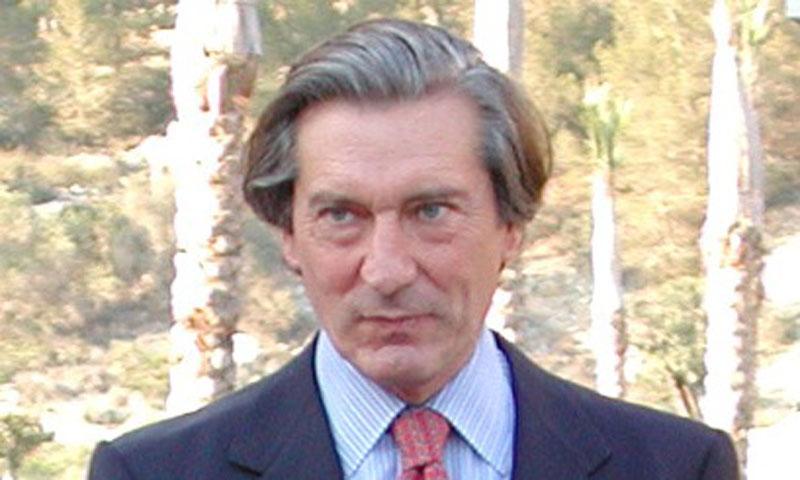Muere el príncipe Zourab Tchokotoua, amigo de la infancia del rey Juan Carlos