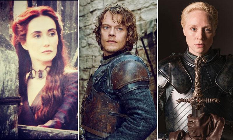 Tres actores de 'Juego de Tronos', nominados a los Emmy pese a no tener el respaldo de HBO