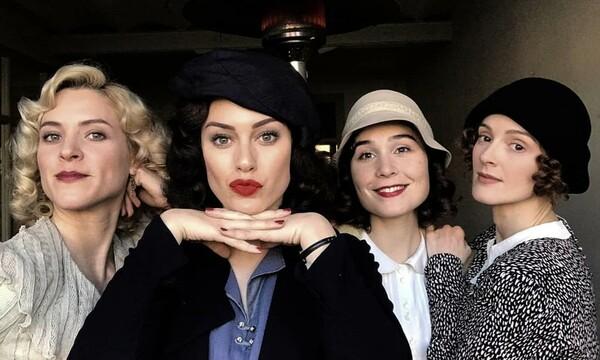 El cartel de la nueva temporada de 'Las Chicas del Cable'