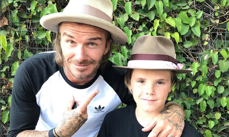 FOTOGALERÍA: ¿Es Cruz Beckham el más parecido a su padre?