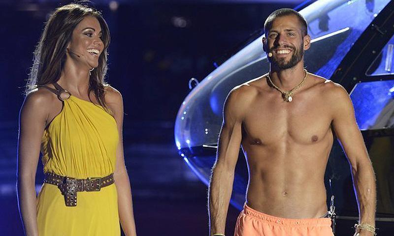 Albert, finalista de 'Supervivientes 2019', desvela lo que siente por Lara Álvarez