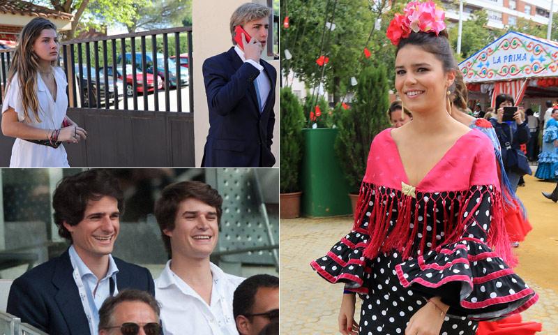 ¿Quiénes son Luis y Amina Martínez de Irujo? Estos son los nueve nietos de Cayetana de Alba
