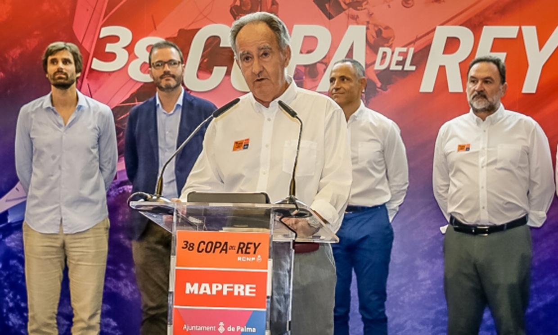La 38º Copa del Rey Mapfre de Vela inicia su aventura