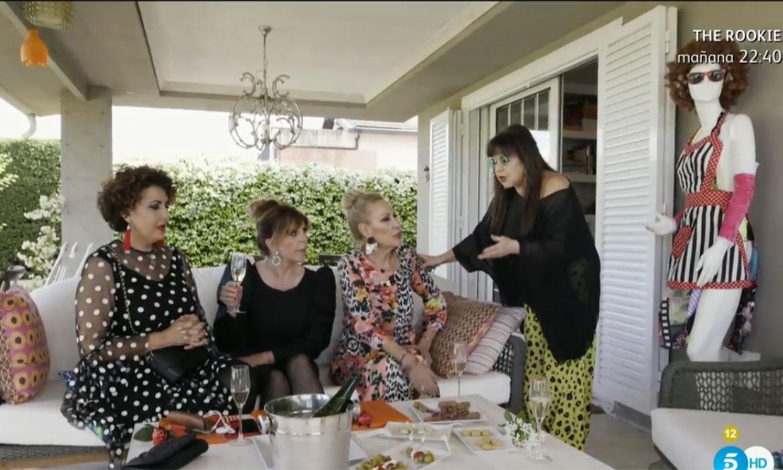 Loles León desvela sus anécdotas más divertidas con las estrellas de Hollywood