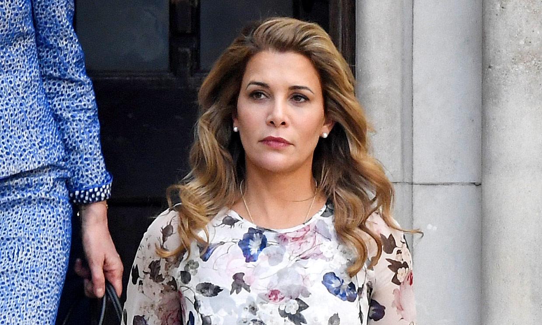 Las peticiones de la princesa de Haya en el divorcio con el emir de Dubái