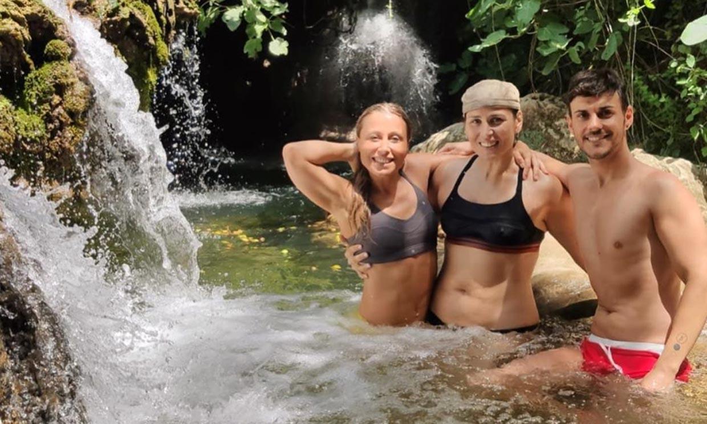 Una amistad de 18 años: Rosa López y Verónica Romero, de OT, juntas de vacaciones