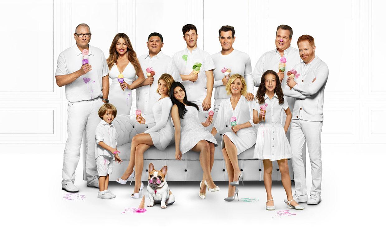 Así eran los actores de 'Modern Family' cuando empezó la serie