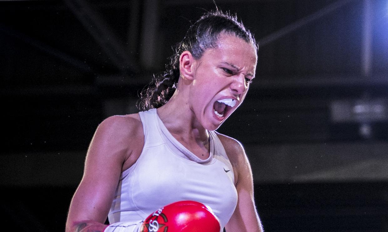 Hablamos con la boxeadora Joana Pastrana a pocas horas de su combate más importante
