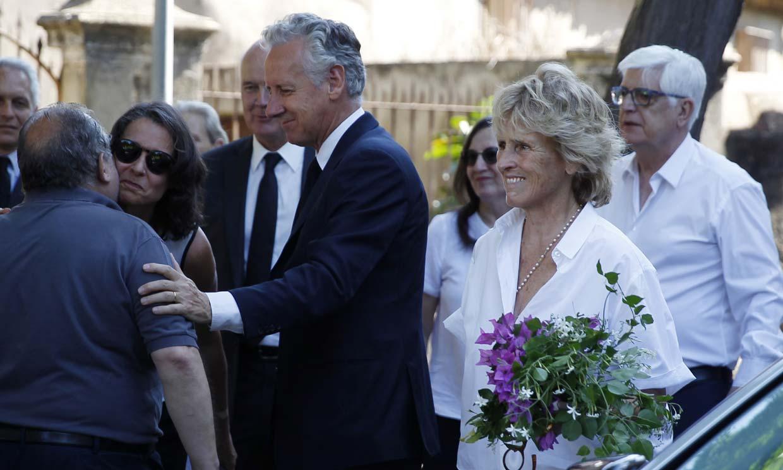 Mercedes Milá sufre un duro golpe por la muerte de su madre, la condesa de Montseny